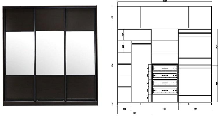 Навесной шкаф для кухни. Своими руками   700 фото, чертежи, пошаговые инструкции