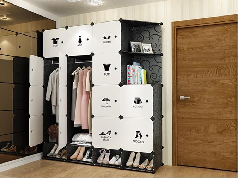 Переносные тканевые шкафы для одежды, как выбрать и где купить