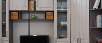 Как рассчитать размеры дверей шкафа и выдвижных ящиков