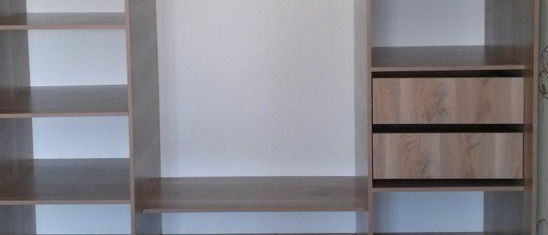 Как сделать выдвижные ящики в шкафу своими руками