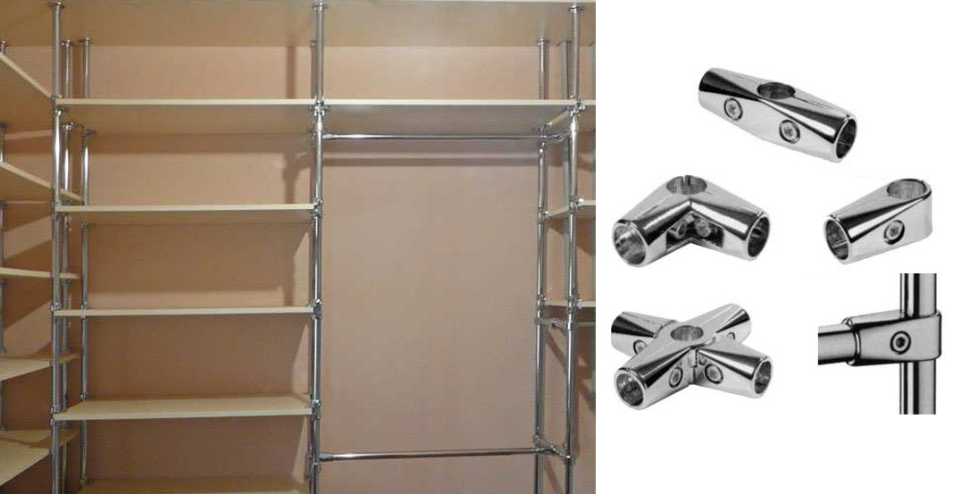 система джокер для организации внутреннего пространства шкафа