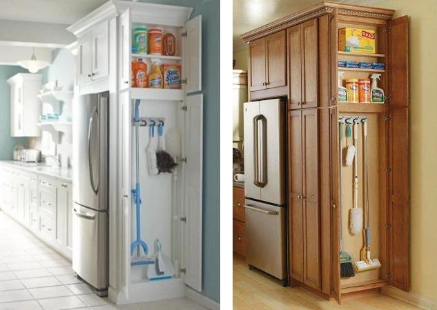 хозяйственный шкаф для дома