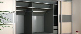 Шкаф на мансарде своими руками, чертежи и фото