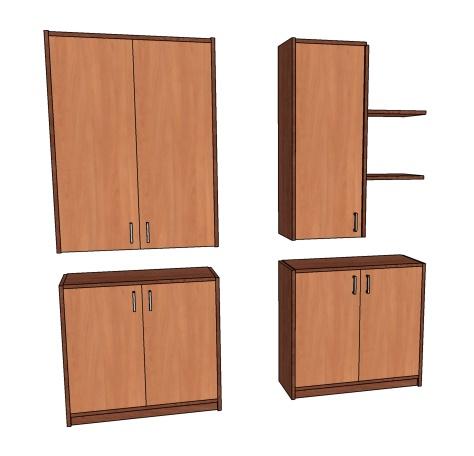 чертеж шкафа в нишу стены своими руками