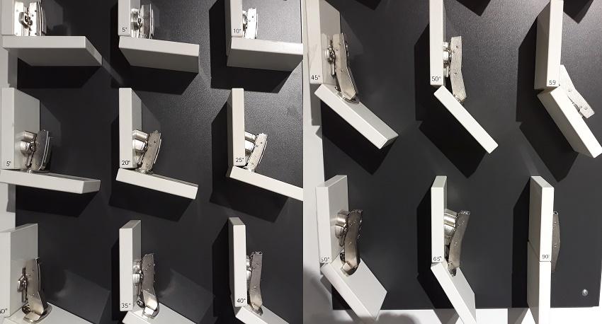 мебельные петли для угловых шкафов