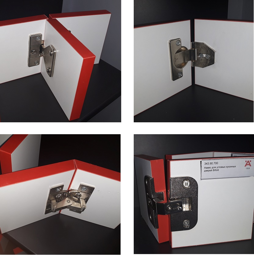 мебельные петли для дверей шкафов разновидности фото