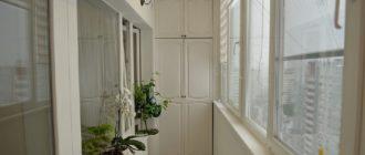 Шкафы для балкона и лоджии: обзор возможных вариантов с фото и рекомендации по выбору