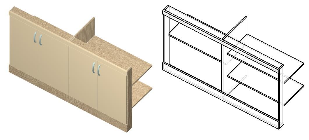 шкаф под подоконник на кухне своими руками