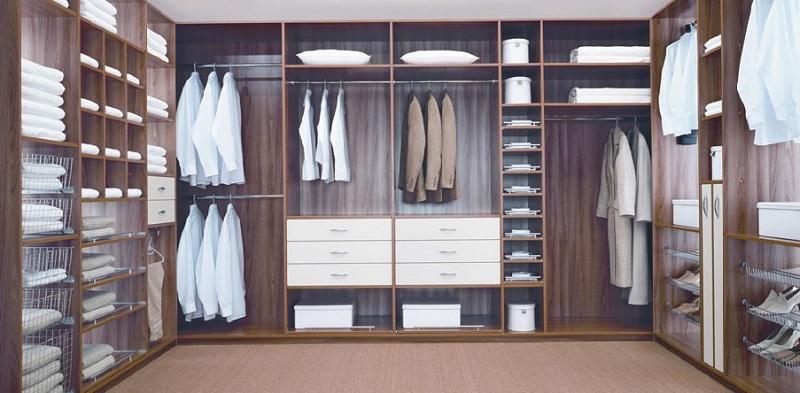 цвет корпуса встроенного шкафа