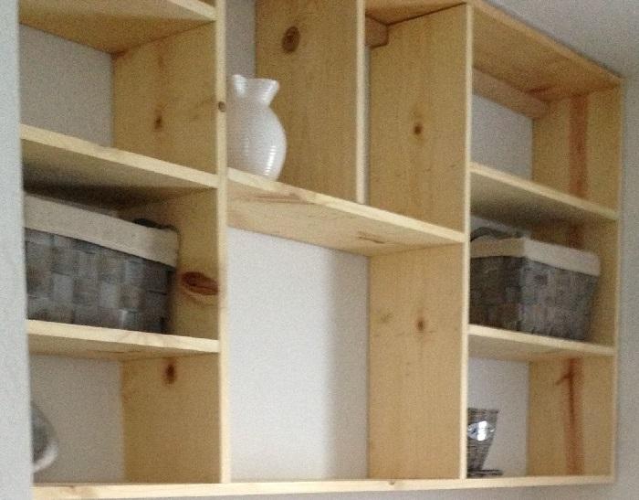 Как рассчитать и сделать шкаф из мебельного щита своими руками